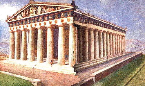Classical (Greek and Latin) Influence to Modern Art and Architecture