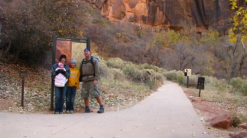 11.22.08 Zion NP East Rim Trail