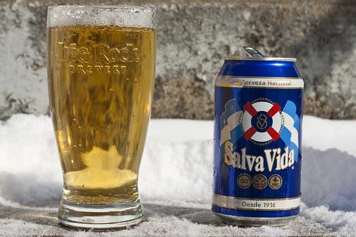 Review: Salva Vida (Vervecería Hondurena) by Cody La Bière