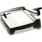 X-Acto Plastic Base Laser Guillotine Trimmer, 12x12 Inches