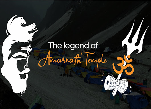 Amarnath Temple (Cave) - The Almighty abode of Lord Shiva