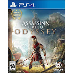 Assassin's Creed Odyssey Standard Edition - PlayStation 4