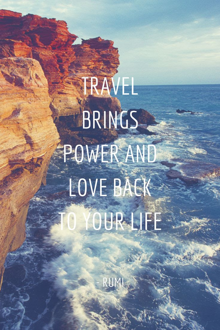 49 Travel Quotes to Inspire Your Next Adventure | Global ...