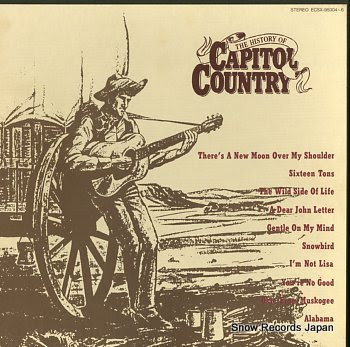 V/A history of capitol country, the