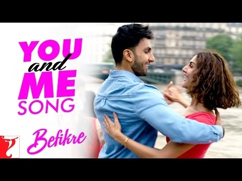 You and Me Lyrics – Befikre