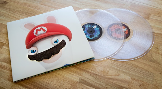 Mario + Rabbids Kingdom Battle 2xLP soundtrack available now