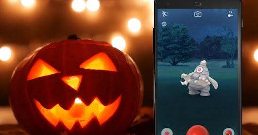'Pokémon GO' Says Gen 3 Will 'Gradually Arrive' After Halloween Event