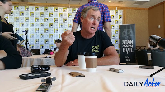 "Interview: John C. McGinley on 'Stan Against Evil', ""Panic Acting"" and His Time on Broadway - Daily Actor"