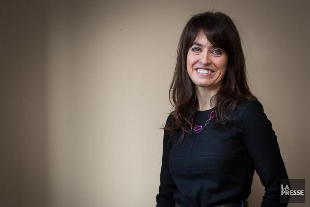 Véronique Hivon, candidate à la direction du Parti... (PHOTO EDOUARD PLANTE-FRÉCHETTE, ARCHIVES LA PRESSE)