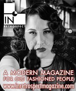 In Retrospect vintage lifestyle magazine