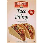 FANTASTIC MIX TACO FILLING-3.7 OZ -Pack of 6