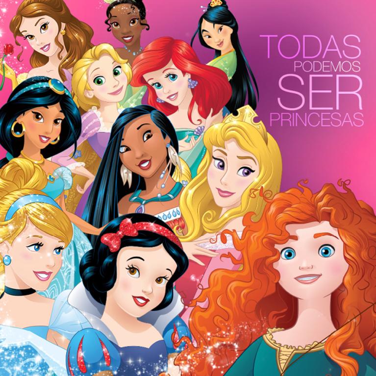 All 11 Disney Princesses - Disney Princess Photo (38553305 ...