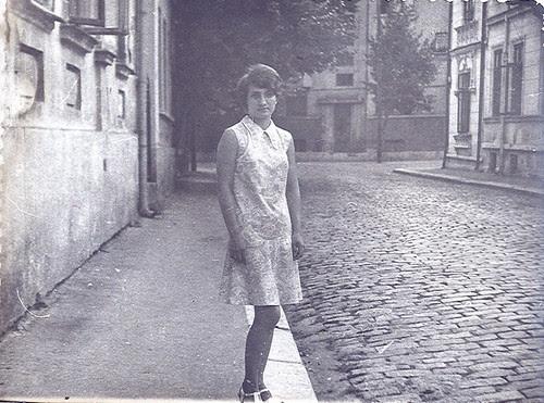 strada din vechiul cartier Uranus by alin69ro.