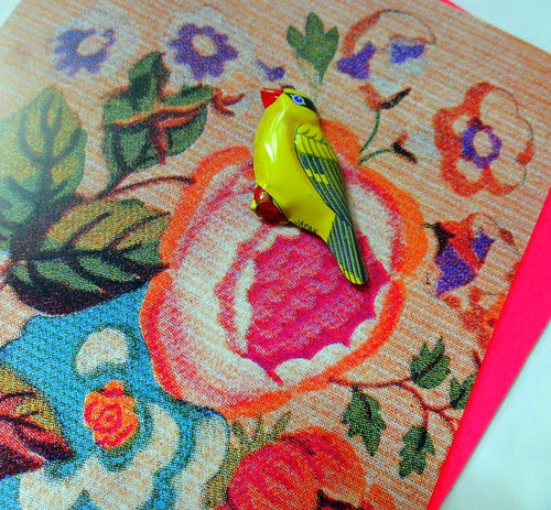 Fluo Bird