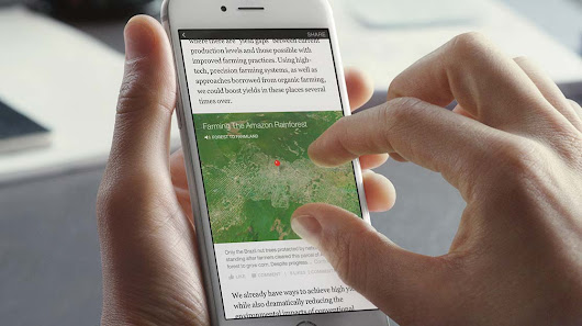 The Thing About Facebook Instant Articles
