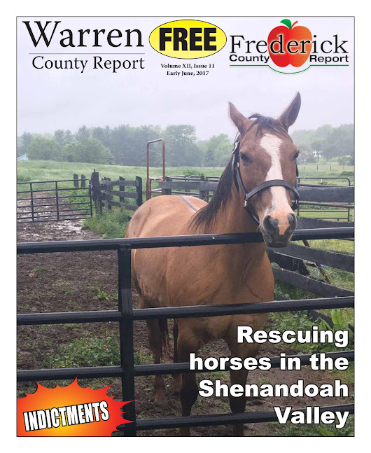 Early June 2017 Warren and Frederick County Report