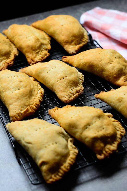 Chick-Un Vegan Hand Pies: Surprisingly Addictive! - Yummy Medley