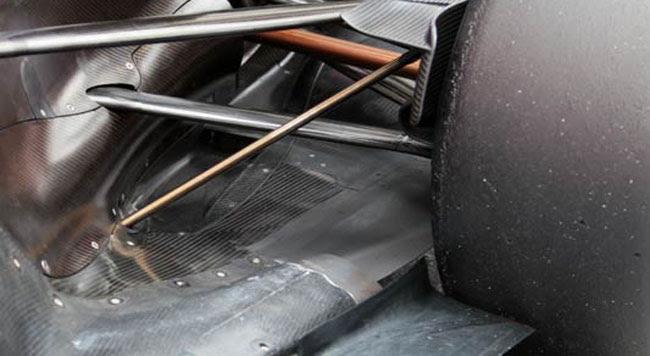 Red Bull: novità aerodinamiche al retrotreno