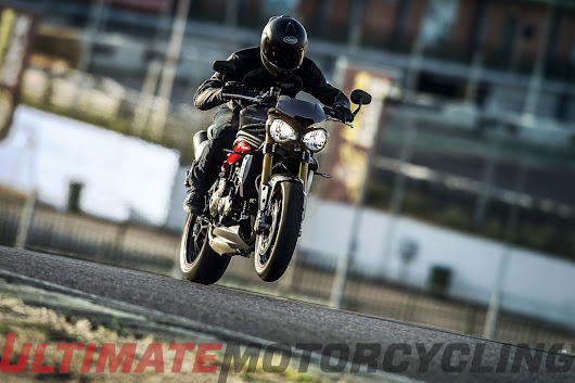 2016 Triumph Speed Triple S & R Motorcycles Unveiled