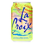 Lacroix Sparkling Water Pch/Pear (2x12Pack )