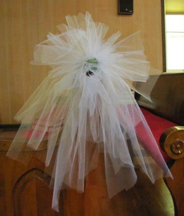 How to Decorate with Tulle   Easy Step by Step Tutorial
