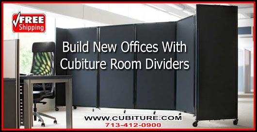 Build New Offices with Cubiture Room Dividers For Sale Factory Direct