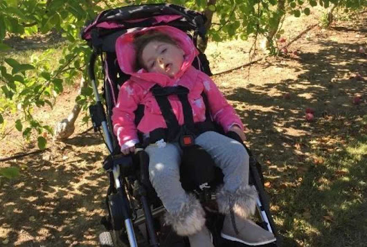 Parents seek help for disabled daughter