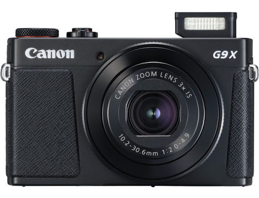 Canon PowerShot G9 X Mark II Announced with Underwhelming Updates
