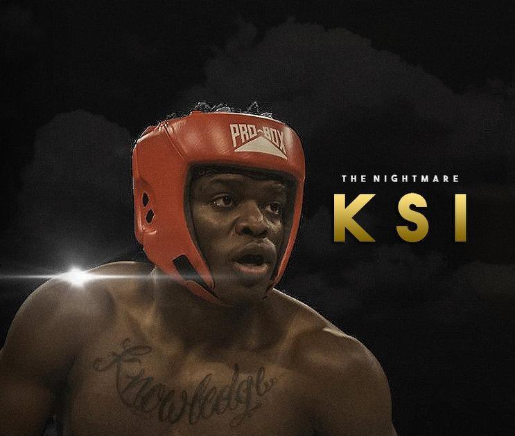 Ksi Vs Logan Paul 2 Popular You Tube Personalities Boxing: Ksi Wallpaper Boxing 2019