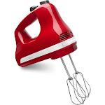 KitchenAid Ultra Power KHM512ER Hand Mixer - Empire Red