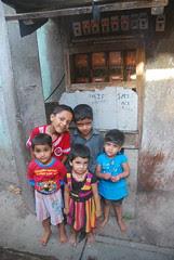 The Future Of The Slum Kids by firoze shakir photographerno1