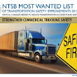 "NTSB'S 2015 ""MOST WANTED LIST"" FEATURES ""COMMERCIAL TRUCKING SAFETY"" AS NEW ISSUE - John David Hart"