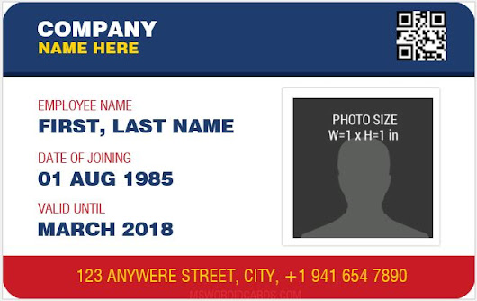 Staff id card templates for ms word free download at http staff id card templates for ms word free download at httpmswordidcards pronofoot35fo Images
