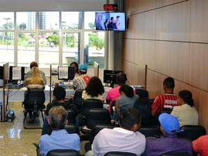 PAT recebe habitantes de Itu que buscam uma oportunidade no mercado profissional (Foto: Divulgação)