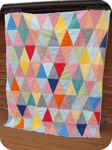 Quality Sewing Tutorials Isosceles Picnic Quilt Tutorial