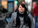 Sharon Talbot revealed her lingerie on 'numerous occasions' in the presence of staff at Asheborough House Care Centre, it has been said
