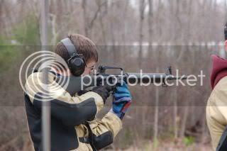 2007 Reading Rifle Junior Highpower Clinic