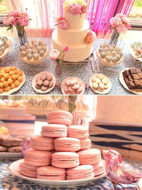 Easy Dessert Table Ideas From A Charming Fête