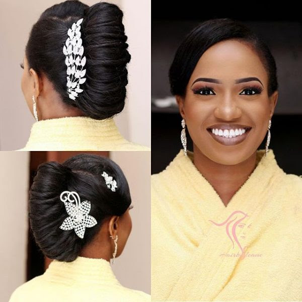 Coiffure Mariage Femme Noire Maquillage Mariage