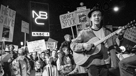 From the Archives: 1968 protest against possible Star Trek cancellation