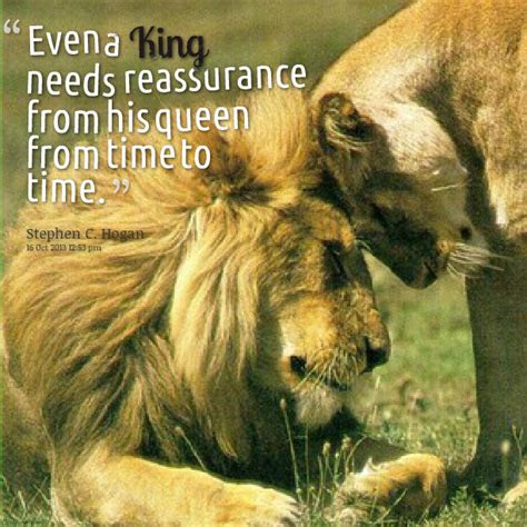 His Queen Her King Quotes