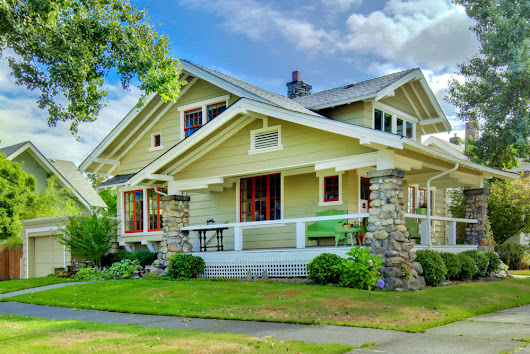 Craftsman Interior & Exterior Design Style Guide (100's of Photos)