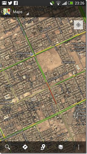 خريطة الرياض قوقل Kharita Blog