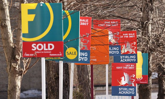 UK house prices surge by 8% as home counties' property market soars