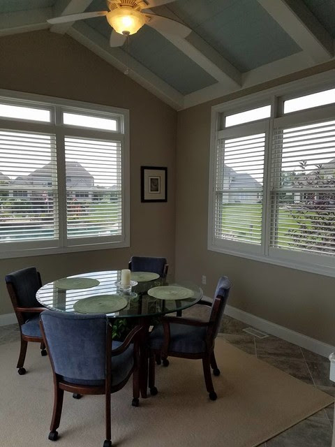 Bellagio Window Fashions Plantation Shutters In Perrysburg OH Home - Window Treatments | Houzz