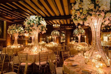 Wedding Venues, Castles, Estates, Hotels, Gardens in NY NJ