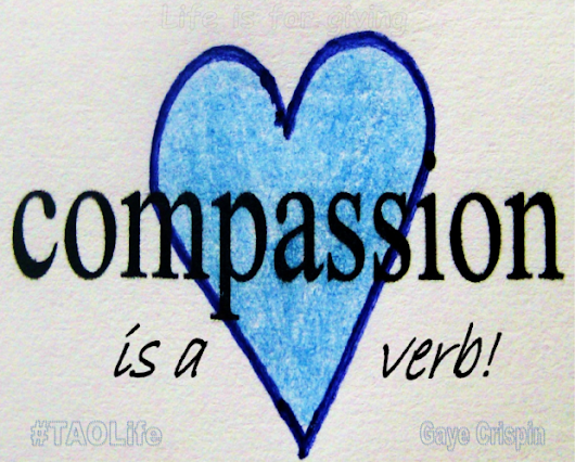 HOW COMPASSIONATE ARE YOU?