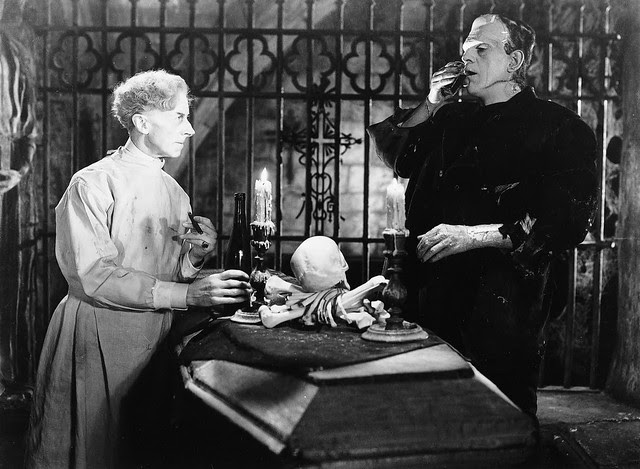 The Bride of Frankenstein (Universal, 1935) 35