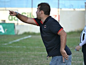 Rodrigo Sciammarella, assistente-técnico do Flamengo futebol americano (Foto: Jayson Braga/Divulgação TTD)