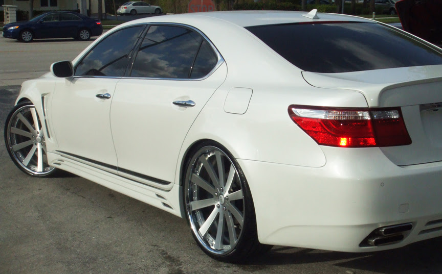 Want to get some Forgiato Concavos for my LS460 - Club Lexus Forums